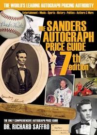 Sanders Price Guide