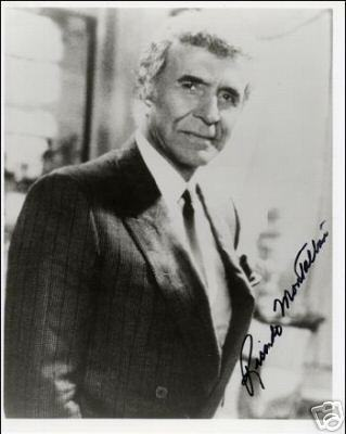 Ricardo Montalban 'Fantasy Island' Signed Photo!