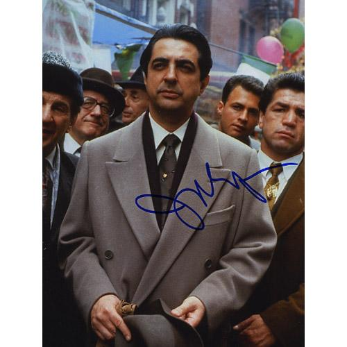Joe Mantegna 'The Godfather' Awesome Signed Photo!