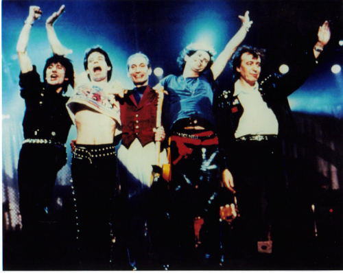 Rolling Stones' #1 Unsigned Photo!