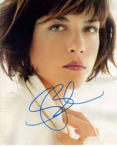 Selma Blair Very Pretty Closeup Autographed Photo - Wow!
