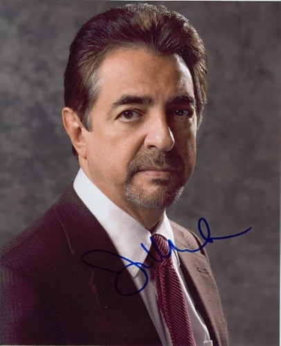 Joe Mantegna 'The Last Don' Signed Photo!