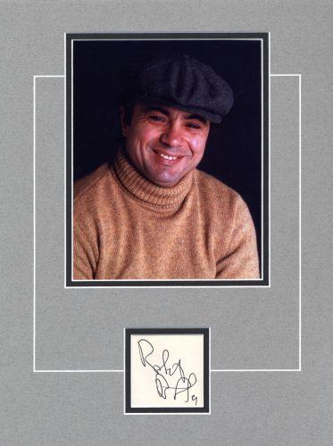 Robert Blake Vintage 'Baretta' Photo Ensemble!