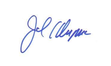 Jack Klugman Signed Index Card!
