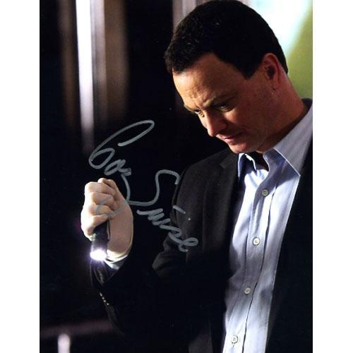 Gary Sinese 'C.S.I.' Great Signed Photo!