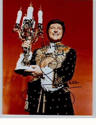 Liberace (1919-1987) Very Rare Signed Photo!