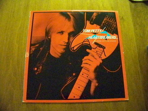 Tom Petty Fantastic 'Long After Dark' Signed Album Cover! (No LP)