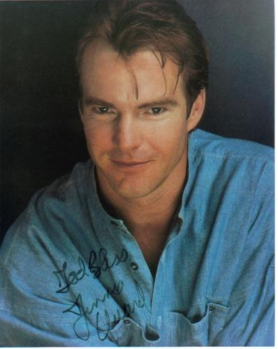 Dennis Quaid Youthful Signed Photo!