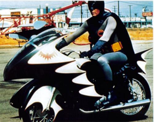 Batman Series #9 Unsigned 8X10 Photo!