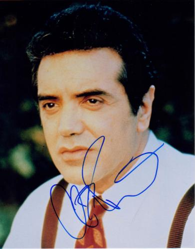 Chazz Palminteri 'A Bronx Tale' Signed Photo!