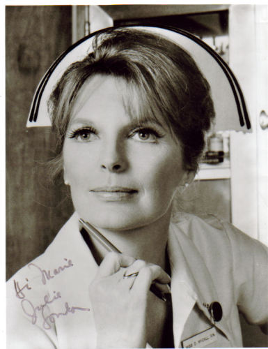 Julie London (Inscribed) Rare 'Emergency' Signed Photo!