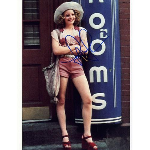 Jodie Foster Vintage 'Taxi Driver' Signed Photo - Wow!
