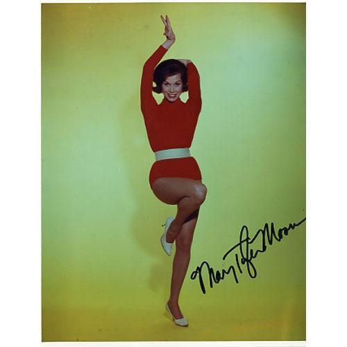Mary Tyler Moore Vintage Signed Photo!