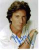 Dustin Hoffman Young & Candid Signed Photo!
