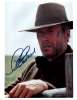 Clint Eastwood Awesome Autographed Photo!