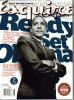 President Barack Obama Autographed 'Esquire' Magazine!