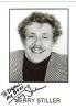 Jerry Stiller Small Autographed Photo (Inscribed to Drew)