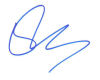 Sting 'Difficult To Obtain' Signed Index Card!