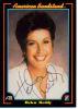 Helen Reddy Vintage Signed 'American Bandstand' Signed Card!
