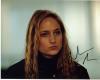 Leelee Sobieski Serious Signed Closeup Photo!