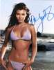 Ali Landry Super Sexy Autographed Photo - COA