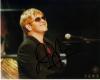Elton John In-Concert Signed Photo!