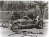 George Barris Munster Mobile Creator Signed Photo #2