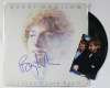 Barry Manilow Autographed Album Cover with LP - Cool!