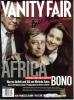 Bill Gates Autographed 'Vanity Fair' Cover - Uncommon!