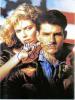 Tom Cruise & Kelly McGillis Vintage 'Top Gun' Autographed Photo!