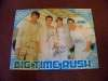 Big Time Rush Autographed 16x20 Poster - Signed By All!