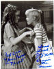 Dennis The Menace' Vintage Signed Photo By North And Russell!