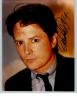 Michael J. Fox Great Closeup Signed Photo!
