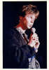 Dana Carvey Vintage On Stage Autographed Photo - Young!
