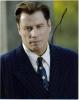 John Travolta Serious Pose Autographed Photo!