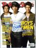 Jonas Brothers Autographed 'Rolling Stone' Magazine - Awesome Item!