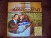 Michelle Phillips 'Mamas & the Papas' Autographed Album Cover with LP!