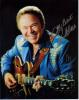 Roy Clark Awesome Autographed Closeup Photo!