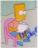 Nancy Cartwright 'Bart Simpson' Signed Photo!