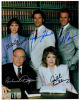 L.A. Law' Vintage (Signed By 5) Photo - Uncommon!