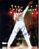 Lionel Richie On Stage Closeup Autographed Photo!