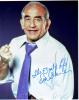 Ed Asner Vintage Pose as 'Lou Grant' Signed Photo!