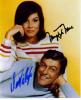 Dick Van Dyke & Mary Tyler Moore Dual Signed Vintage Photo!