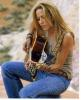 Sheryl Crow Gorgeous Autographed Photo Playing Guitar!