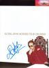 Sir Elton John 'Across Four Decades' Signed Magazine Photo!