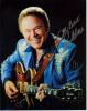 Roy Clark Awesome Autographed Closeup Photo!