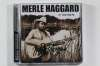 Merle Haggard 'If I Could Only Fly' Autographed CD Cover with CD!