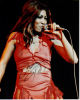 Tina Turner On-Stage Signed Photo!