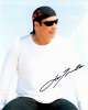 John Travolta 'Wild Hogs' Awesome Autographed Photo!