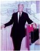 Eddie Albert Vintage 'Green Acres' Awesome Signed Photo!